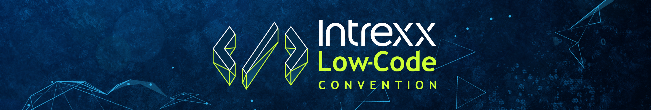 Intrexx Low-Code Convention